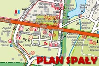 Plan Spaly